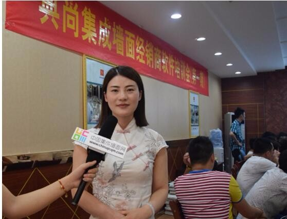 专访苏州经销商孟总:典尚,环保快捷新时尚